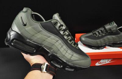 Мужские кроссовки Nike Air Max 95 хаки