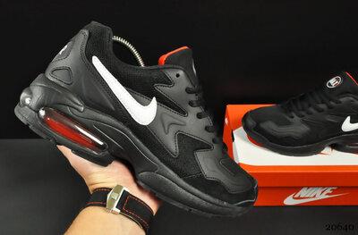 Кроссовки мужские Nike Air Max 2 Light черные