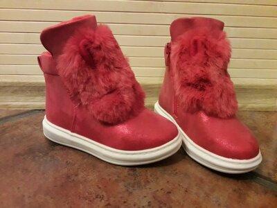 Детские ботинки деми, отдам за 270 грн