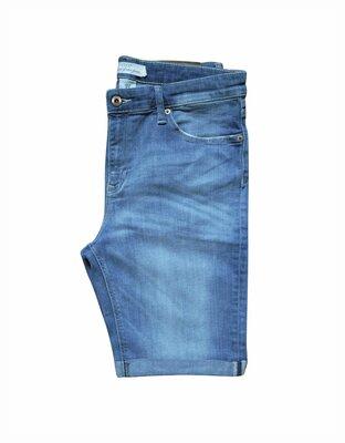Мужские шорты джинсовые стрейч Logg H&M 30 M
