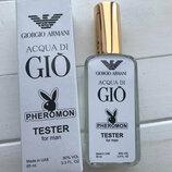 Giorgio Armani Acqua di Gio Pour Homme edp 65ml pheromone tester