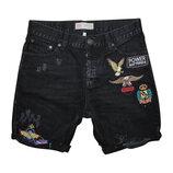 Мужские шорты джинсовые River Island M 30