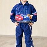 Спортивный Костюм для мальчика Тачки. Disney. 3,7,8 лет