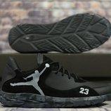 Мужские кожаные кроссовки J2