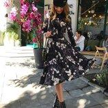Красивое платье «Кэтрин» две расцветки