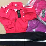 Спортивный костюм в школу, девочка, рост 134-164см Венгрия
