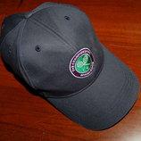 Теннисная кепка бейсболка wimbledon, оригинал, на окружность головы до 54 см.
