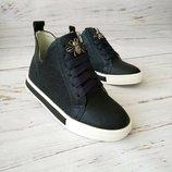 Стильные ботинки для девочек Bessky, 26-31р, HF81020-5