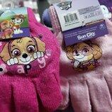 Детские перчатки Скай Эверест Щенячий патруль Дисней Эльза Пони