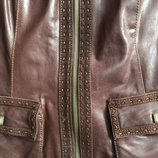 Куртка кожаная для рукоделия