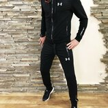 Спортивный комплект Under Armour black черный