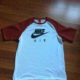 Nike air свитшот короткий рукав