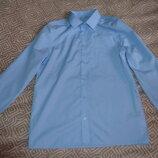 новая рубашка F&F на 13-14 лет рост 164 Англия