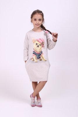 Платье для девочки Чихуа Хуа 110-134 рост Breeze Турция