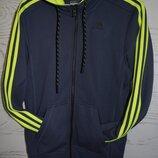 Кофта мужская Adidas оригинал Размер XS