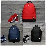 Городской рюкзак Nike Air. 3 Цвета в наличии