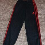 спортивные штаны Adidas оригинал 7-8 лет рост 122-128