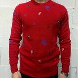 Стильный мужской свитер,4 цвета s-m-l-xl