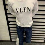 Стильный мужской свитшот Valentino S-M-L-XL-ХХL