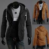 Стильная мужская куртка парка