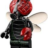 Конструктор Лего минифигурки 71010 Летающий монстр Муха 14 серия 71010