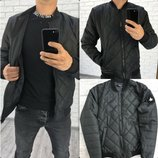 Стильная куртка мужская -бомбер мод.1144