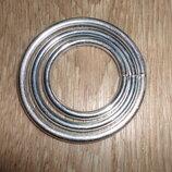 Кольцо для сумки металлическое 38 мм