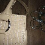 Кольцо для сумки металлическое 48 мм