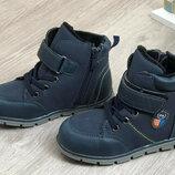 Ботинки Демисезон на Мальчика Тм Jong.Golf 21-31 р 5 моделей