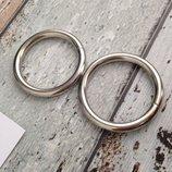 Кольцо для сумки слинга металлическое