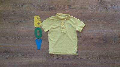 Стилевая футболка Next с воротничком
