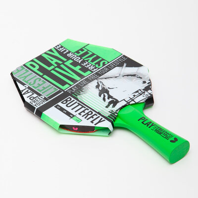 Ракетка для настольного тенниса Butterfly Free Your Lifestyle 85205