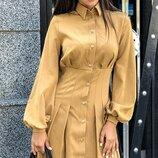Платье Ткань костюмная 42-44