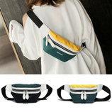 Женская сумка на пояс клатч карман бананка кошелёк для бега, летняя сумка