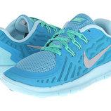 Nike Free 5 оригинальные кроссовки 30