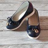 Новиночки Детские туфельки, размеры 26- 36