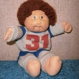 Кукла капустка мальчик Cabbage Path Kids рыжий 36