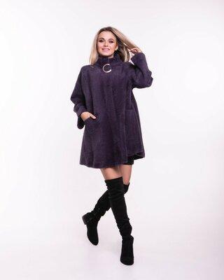 Пальто 3 цвета 46-48-50-52-54-56 размеры