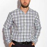 Рубашка мужская, хлопок. Размеры XS-XXXL. Разные цвета