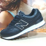 Мужские кроссовки New Balance 574 т.синий 41р-46р