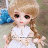 Шарнирная кукла. Милая девочка. BJD кукла. Размер 1/8. Полный комплект.