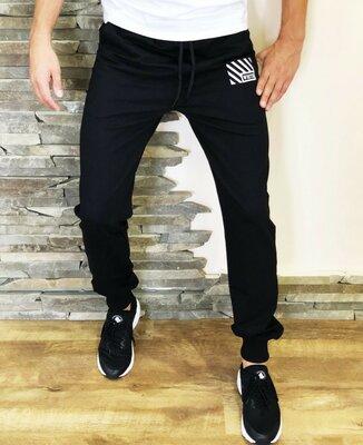 Спортивные штаны Off-White black черные