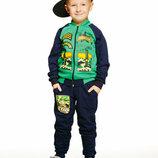 Детский спортивный костюм, начес, 92-98,98-104,104-110,110-116