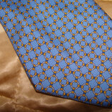галстук Boggi Milano оригинал Италия шелк идеал
