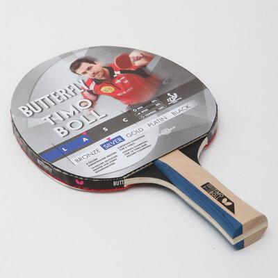 Ракетка для настольного тенниса Butterfly Timo Boll Silver 85016