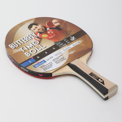 Ракетка для настольного тенниса Butterfly Timo Boll Bronze 85011
