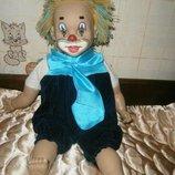 кукла характерная 50 см клоун Клеймо ARIAS Испания
