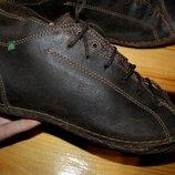 45 разм. Вечные кроссовки - ботинки El Naturalista. Нубук натуральный. Есть на стельке голограмма.