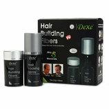 Средство от облысения для мужчин Dexe Hair Building Fibers Средство для густоты волос