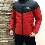 Куртка The North Face red